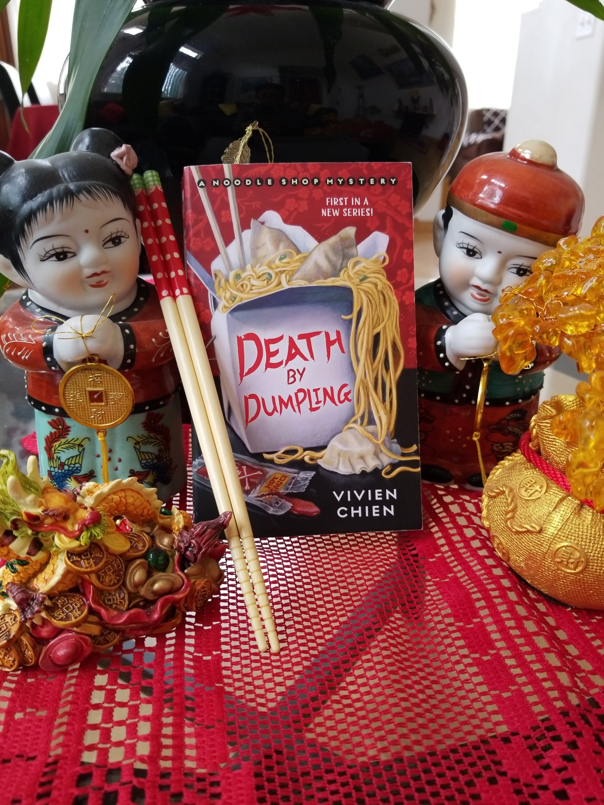 Chowing Down on DeathDumplings