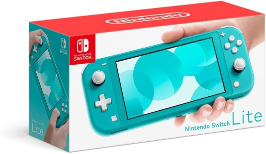 Nintendo Switch Lite (Turqouise)