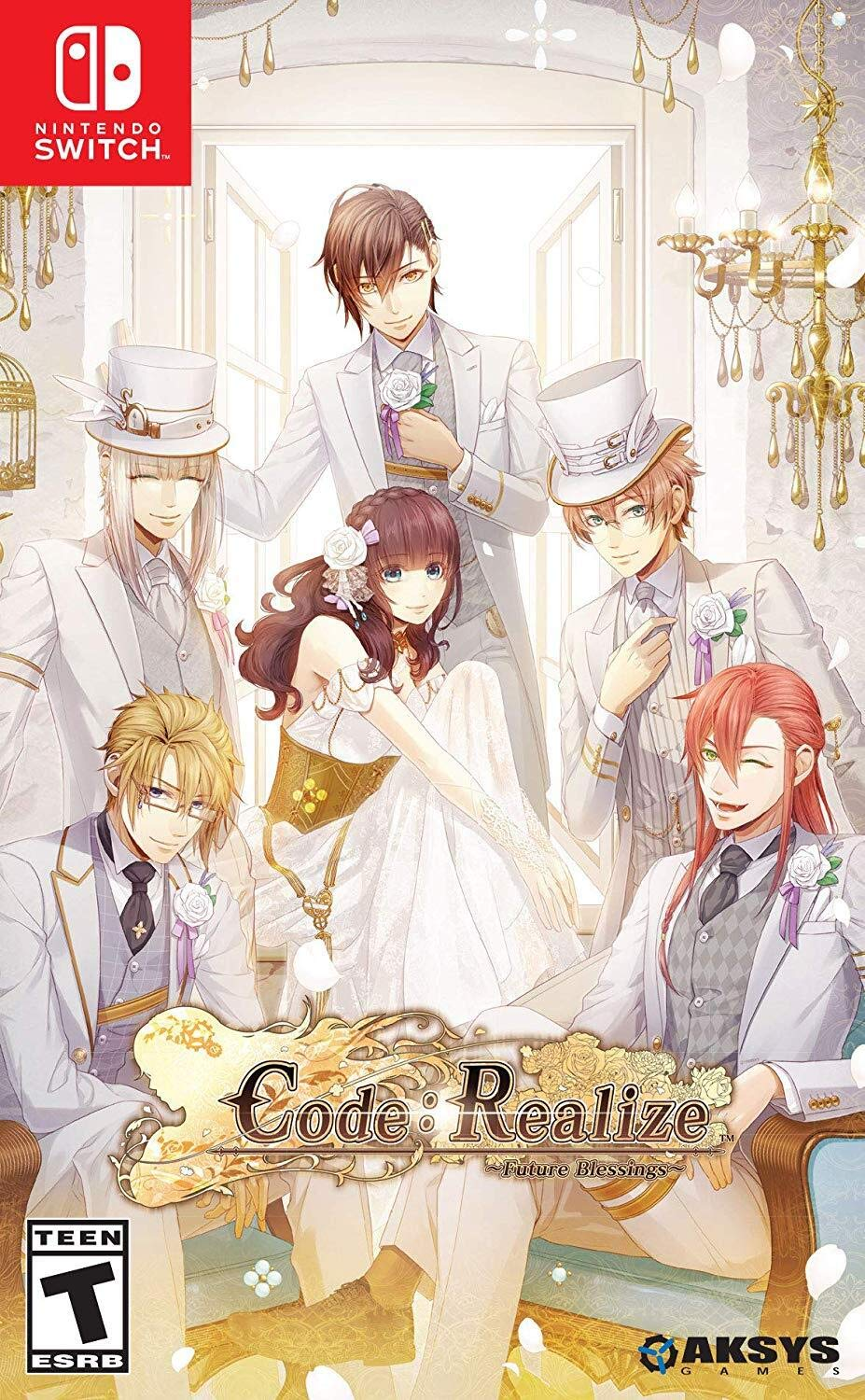 Code Realize: ~Future Blessings