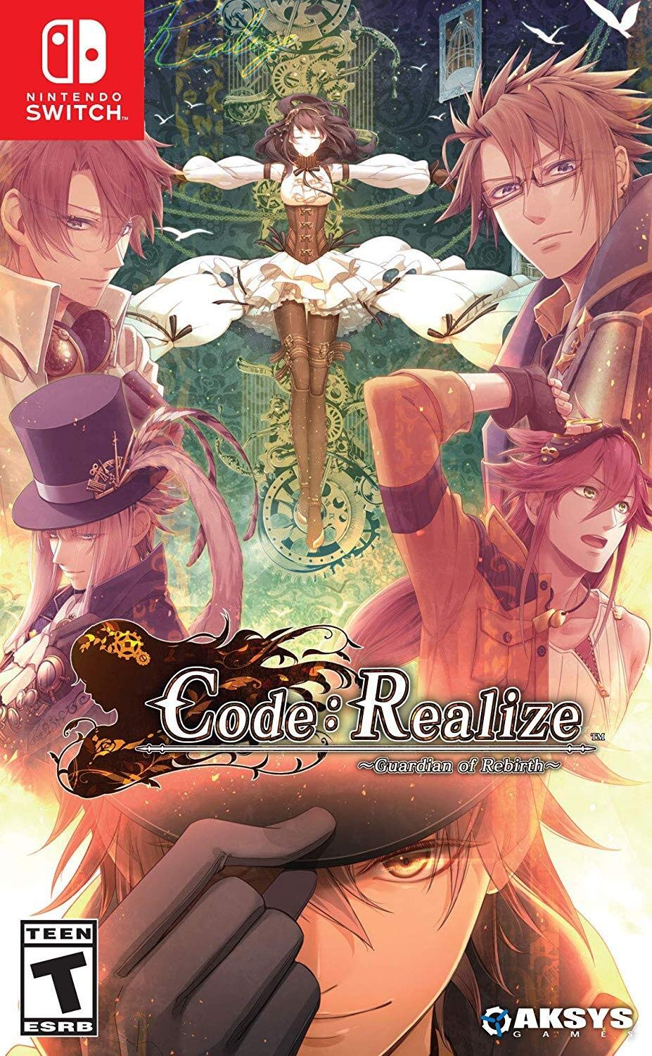 Code Realize: Guardian-of-Rebirth