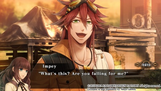 Code:Realize - Guardians of Rebirth Impey Barbicane Character ...