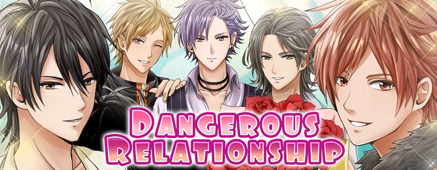 Dangerous Relationship ~Forbidden Romance~ TaigaSaeba