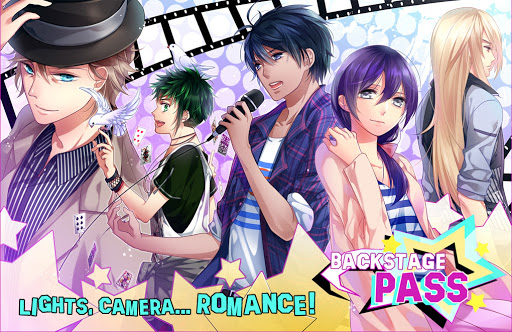Fav. Indie Otome Game: Backstage Pass